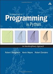 Introduction to Programming in Python: An Interdisciplinary Approach - Sedgewick, Robert