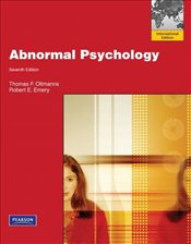 Abnormal Psychology 7e - Oltmanns, Thomas F.