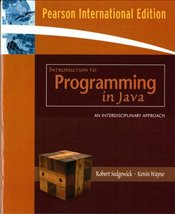 Introduction to Programming in Java: An Interdisciplinary Approach - Sedgewick, Robert