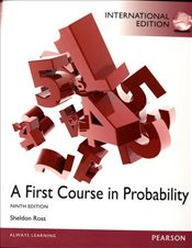 First Course in Probability - Ross, Sheldon