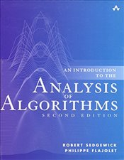 Introduction to the Analysis of Algorithms - Sedgewick, Robert