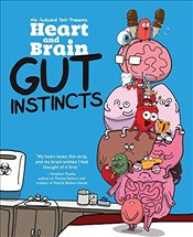 Heart and Brain : Gut Instincts : An Awkward Yeti Collection - Yeti, The Awkward