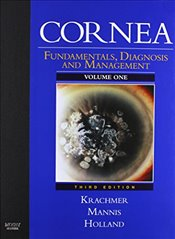 Cornea 3E : 2-Volume Set with DVD (Expert Consult: Online and Print) - Krachmer, Jay H.