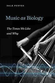 Music as Biology : The Tones We Like and Why - Purves, Dale
