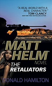 Matt Helm : The Retaliators - Hamilton, Donald