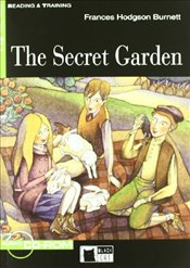Reading + Training: The Secret Garden + Audio CD/CD-Rom - Hodgson, Frances