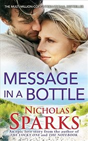 Message in a Bottle - Sparks, Nicholas