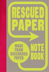 Rescued Paper Notebook - Sukie,