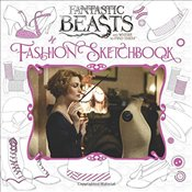 Fantastic Beasts and Where to Find Them : Fashion Sketchbook -