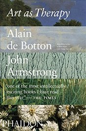 Art as Therapy - De Botton, Alain