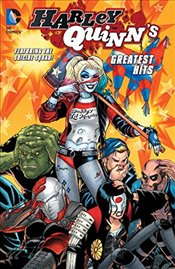 Harley Quinns Greatest Hits TP - Conner, Amanda