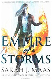 Empire of Storms : Throne of Glass 5 - Maas, Sarah J.
