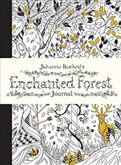 Johanna Basfords Enchanted Forest Journal - Basford, Johanna