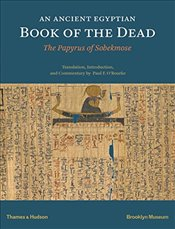 Ancient Egyptian Book of the Dead : The Papyrus of Sobekmose - ORourke, P.F.