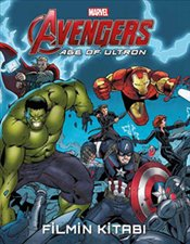 Marvel Avengers Age of Ultron - Filmin Kitabı - Wyatt, Chris