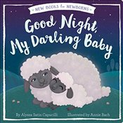 Good Night, My Darling Baby (New Books for Newborns) - Capucilli, Alyssa Satin