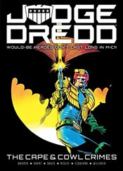 Judge Dredd: The Cape and Cowl Crimes - Wagner, John