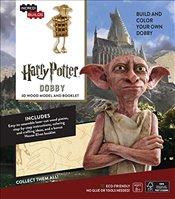Incredibuilds: Harry Potter : Dobby 3D Wood Model and Booklet - Revenson, Jody
