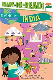 Living in . . . India (Ready-To-Read: Level 2) - Perkins, Chloe