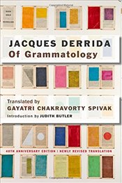 Of Grammatology - Derrida, Jacques