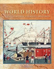 World History 6E  - Duiker, William J.