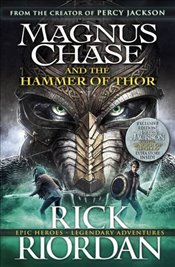 Magnus Chase and the Hammer of Thor : Book 2 - Riordan, Rick