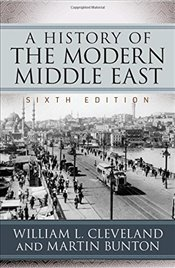 History of the Modern Middle East 6e - Cleveland, William
