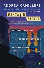 Shape of Water  / The Terra-cotta Dog / The Snack Thief - Camilleri, Andrea