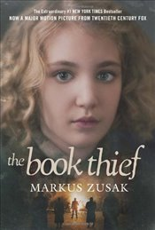Book Thief - Zusak, Markus