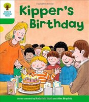 Oxford Reading Tree: Level 2: More Stories A: Kippers Birthday - Hunt, Roderick
