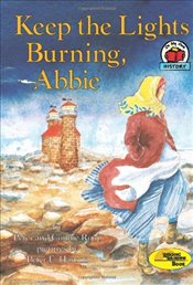 Keep the Lights Burning, Abbie (Reading rainbow book) - Roop, Peter