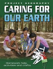 Caring For Our Earth (Project Geography) - Hewitt, Sally