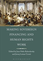 Making Sovereign Financing and Human Rights Work -