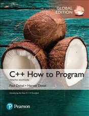 C++ How to Program 10e (Early Obj.) - Deitel, Paul J.