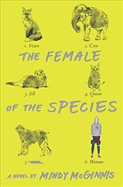 Female of the Species - McGinnis, Mindy