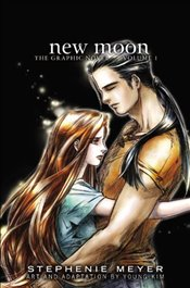 New Moon : The Graphic Novel Vol1 : Twilight Saga Graphic Novels - Meyer, Stephenie