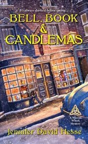 Bell, Book and Candlemas (Wiccan Wheel Mystery) - Hesse, Jennifer David