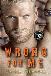 Wrong for Me (Motor City Royals) - Ashenden, Jackie