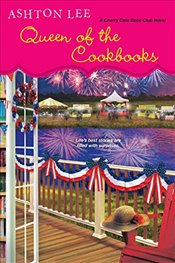 Queen of the Cookbooks (Cherry Cola Book Club Novels) - Lee, Ashton