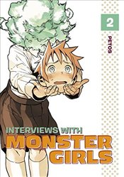 Interviews With Monster Girls 2 - Petos,
