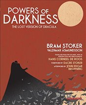 Powers of Darkness: The Lost Version of Dracula - Stoker, Bram