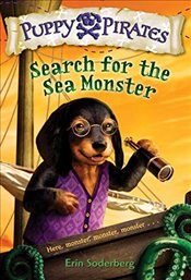 Puppy Pirates #5: Search for the Sea Monster (Stepping Stone Book(tm)) - Soderberg, Erin