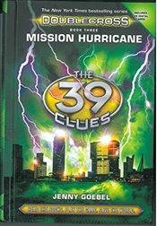 Mission Hurricane (the 39 Clues: Doublecross, Book 3) - Goebel, Jenny