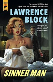 Sinner Man : Hard Case Crime - Block, Lawrence