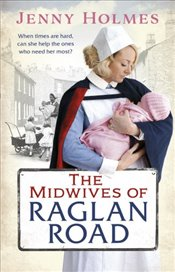 Midwives of Raglan Road - Holmes, Jenny