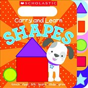 Carry and Learn Shapes - Inc., Scholastic