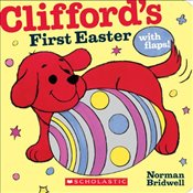 Cliffords First Easter (Clifford Board Books) - Bridwell, Norman