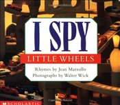 I Spy Little Wheels (I Spy) (I Spy (Board Books)) - Marzollo, Jean