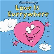 Love Is Everywhere - Benton, Jim