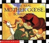 Real Mother Goose Board Book - Books, Scholastic